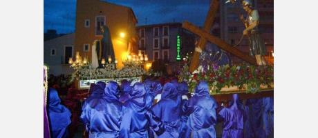 Semana Santa en La Vila Joiosa