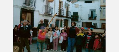 San Antonio Abad en Calles