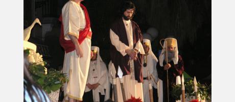 la pasión semana santa torreblanca-torrenostra
