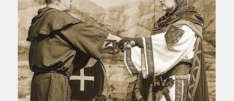 Conmemoración de la Carta Pobla de Benidorm