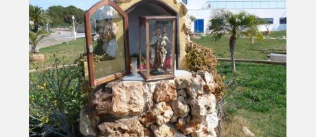 Virgen del Carmen en Oropesa del Mar