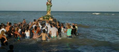 Fiestas de Santa María Magdalena en Moncofa