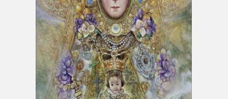 Virgen del Rocio en Dénia