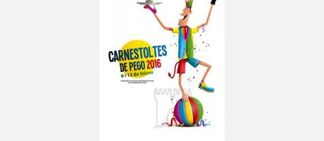 Cartel del Carnaval - Pego