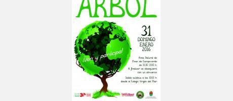 Celebración del Día Internacional del Árbol en Pilar de la Horadada