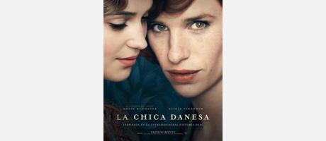 Cine: La chica Danesa. Benissa