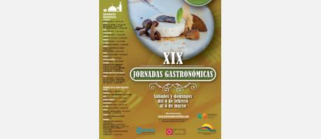 Cartel Jornada Gastronómica Alto Palancia