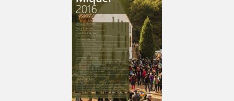 Sant Miquel 2016