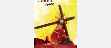 Programa de Semana Santa Calp 2016