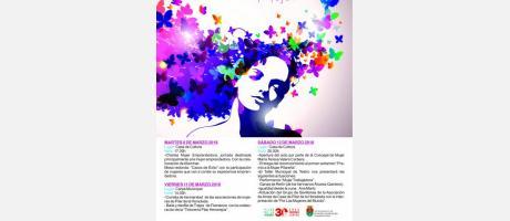 Celebración del Día Internacional de la Mujer en Pilar de la Horadada
