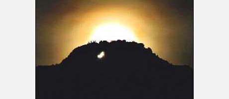 Alineación Solar en Benitaia