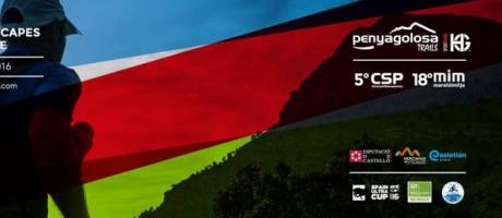 Cartel oficial Penyagolosa Trails 2016