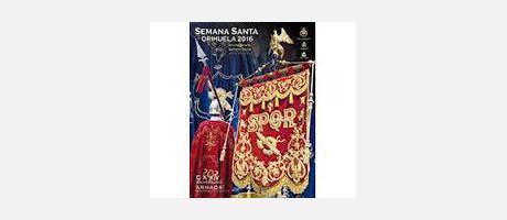Cartel Semana Santa de Orihuela