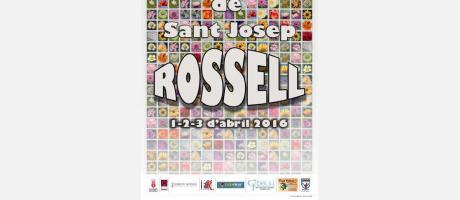 Cartel Feria San José Rossell