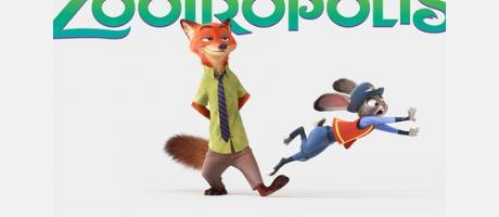 Cine: Zootropolis