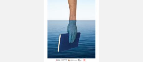 Cartel Feria del Libro Castellón.