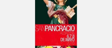 Fiestas en honor a San Pancracio 2016