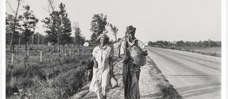 imagen de la exposición fotografia documental años 30