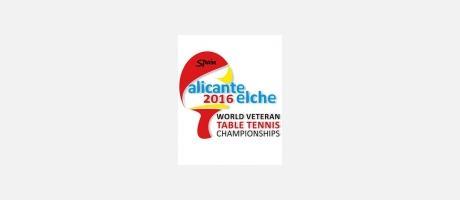 El  Campeonato del Mundo de Tenis de Mesa para Veteranos  se celebra en    Alica