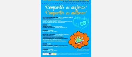 Cartel Semana Intercultural Castellón