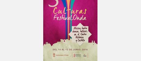 Festival 3 Culturas Onda
