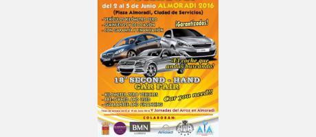 XVIII Feria del Automóvil de Ocasión de Almoradí