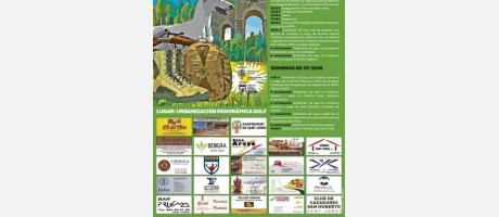 Cartel Feria de la Caza en Sant Jordi