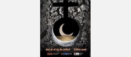 cartel Moros i Cristians 2016