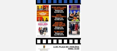 Cine al carrer 2016 EPNDB