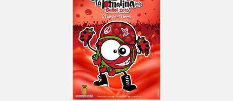 Cartel Tomatina 2016