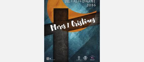 Fiestas Moros y Cristianos Dénia 2016