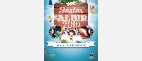 fiestas verano albir 2016