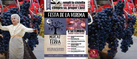 Fiesta de la Vendimia en Xaló