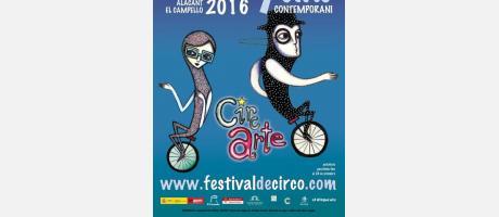 7º Festival de Circo Contemporáneo CIRCARTE 2016