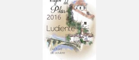 Cartel Ludiente Pilar