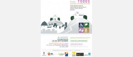 Ibi celebra el Día Mundial del Turismo