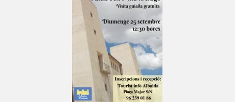 Visita guiada Palau dels Milà i Aragó
