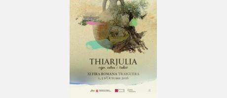 "Feria romana ""Thiar Julia"" Traiguera"