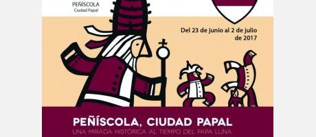 PEÑÍSCOLA, CIUDAD PAPAL