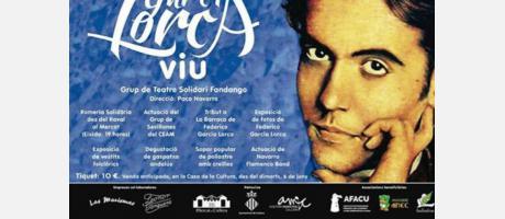 Lorca teatro romeria cullera cena agenda