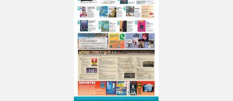 Programa cultural julio