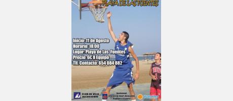 Campeonato Basquet 3x3 2017