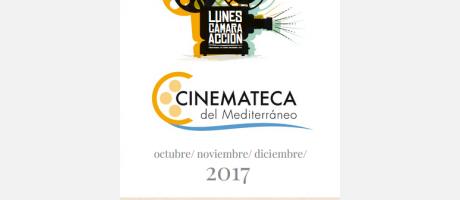 Cinemateca del Mediterráneo. Octubre-diciembre 2017