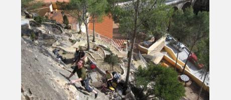 Albergue El Refugio en Montanejos Multiaventura