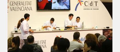 Gastrónoma Valencia CdT
