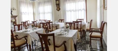 El Jardí de l'Estornell Restaurante