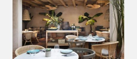 Restaurante Turqueta Comedor