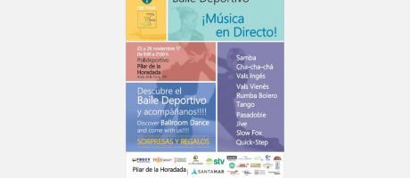 II y III Trofeo Pilar de la Horadada de Baile Deportivo