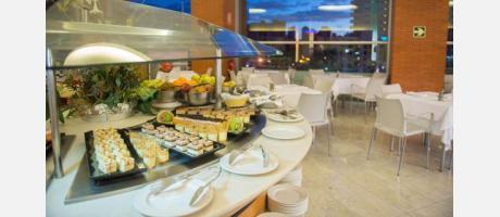 Hotel Levante Club Benidorm Restaurante