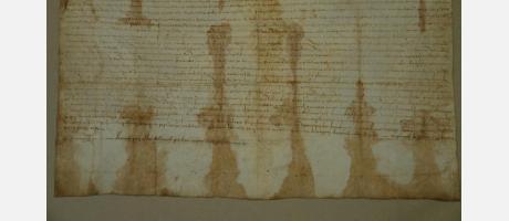 Culla Medieval Documentos